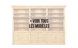 Bibliothèque modulable - Bibliothèques - Natural