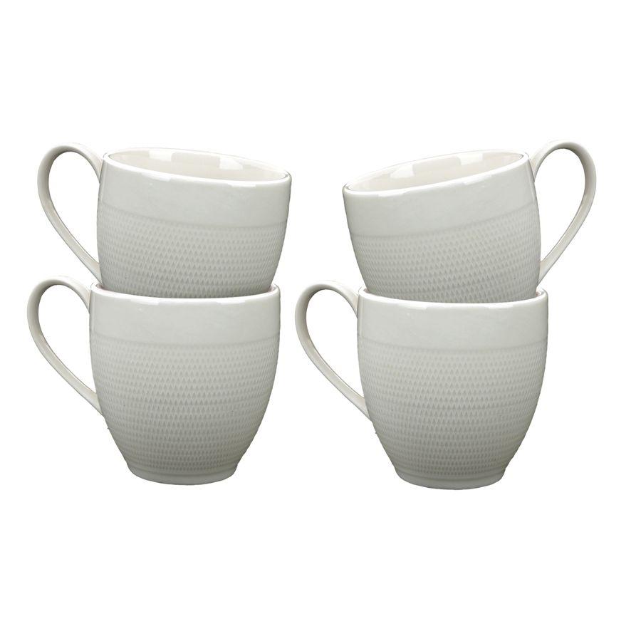 mug en porcelaine blanc interior 39 s. Black Bedroom Furniture Sets. Home Design Ideas