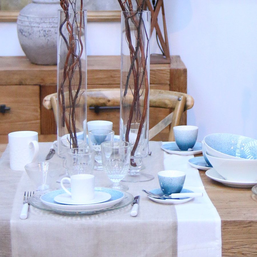 verres eau sur pied lot de 6 transparent interior 39 s. Black Bedroom Furniture Sets. Home Design Ideas